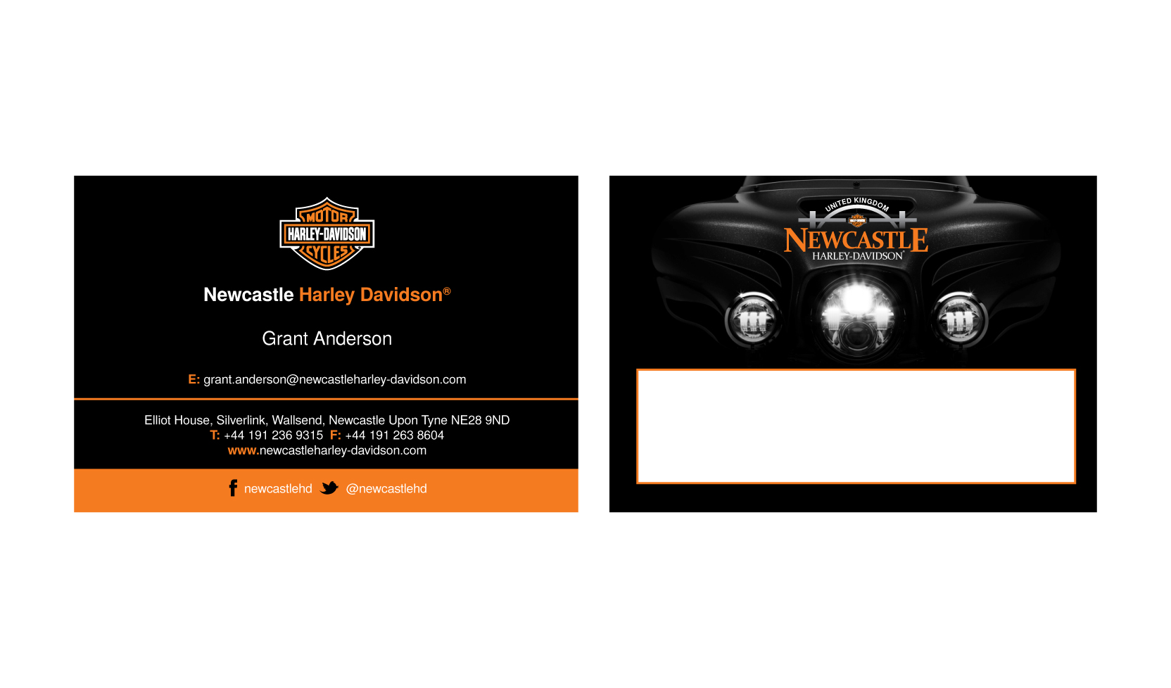 Magnificent Harley Davidson Business Cards Contemporary - Business ...